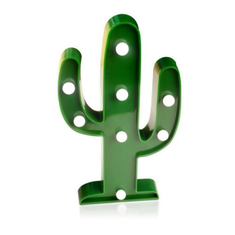 Kaktusz dekoráció (Amazon)